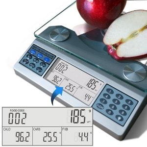 Best professional digital kitchen scale best digital scales for Best smart kitchen scale