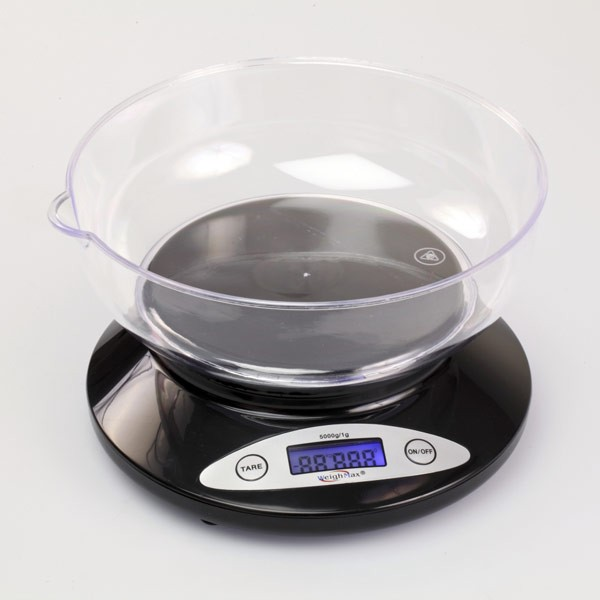 Weighmax 2810 2kg digital kitchen scale best digital scales for Best smart kitchen scale